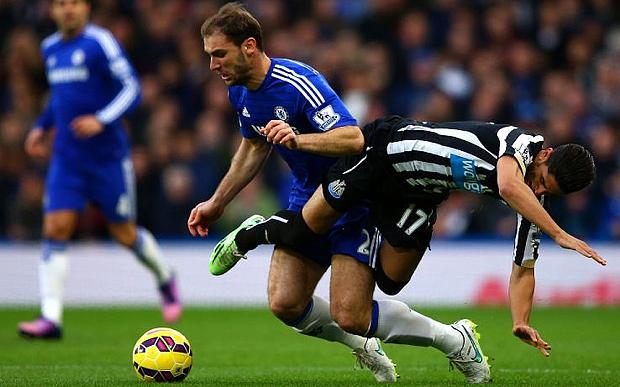 Video Gol Chelsea vs Newcastle United 2-0