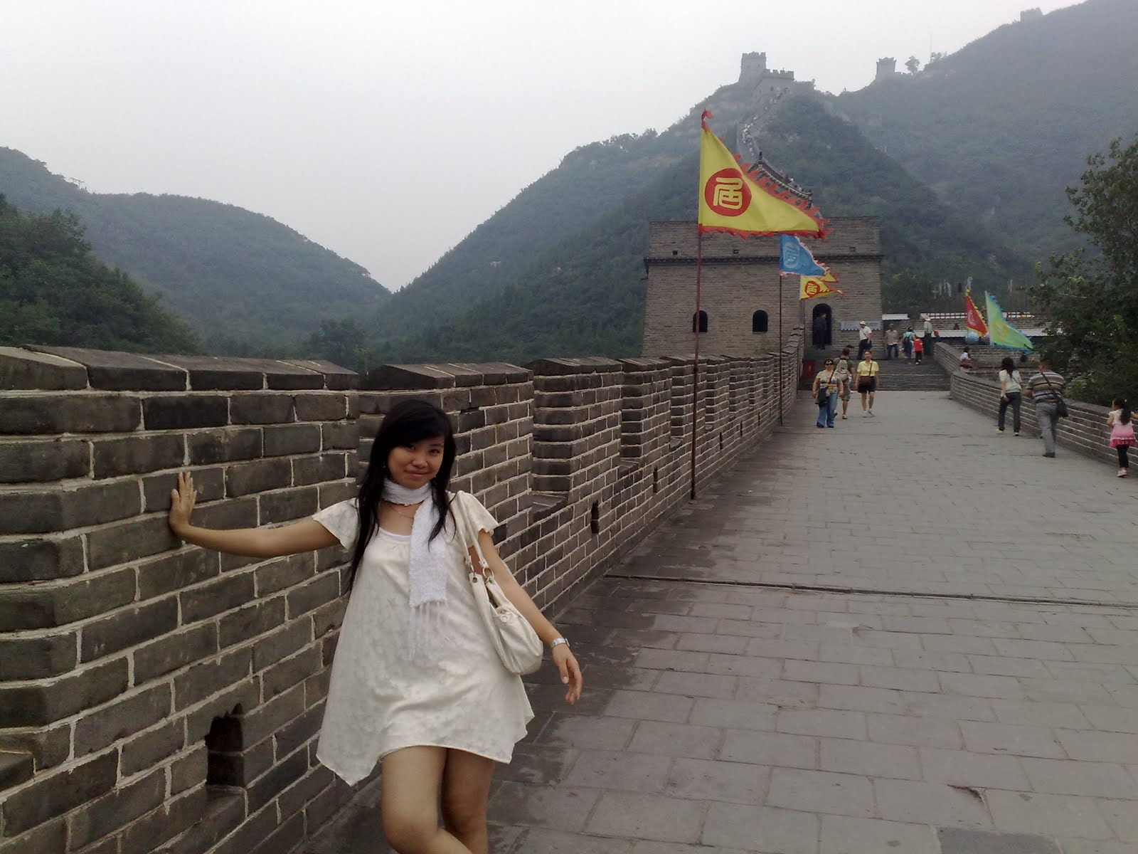 Great Wall of China Tourism In The Word