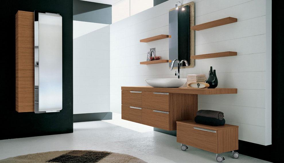 Arredamento Moderno: Mobili bagno moderno