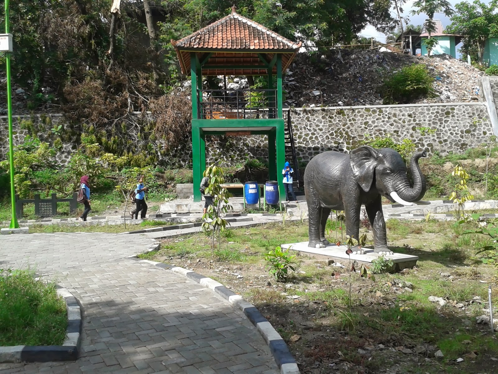 Kawasan Kampung Hijau Gambiran