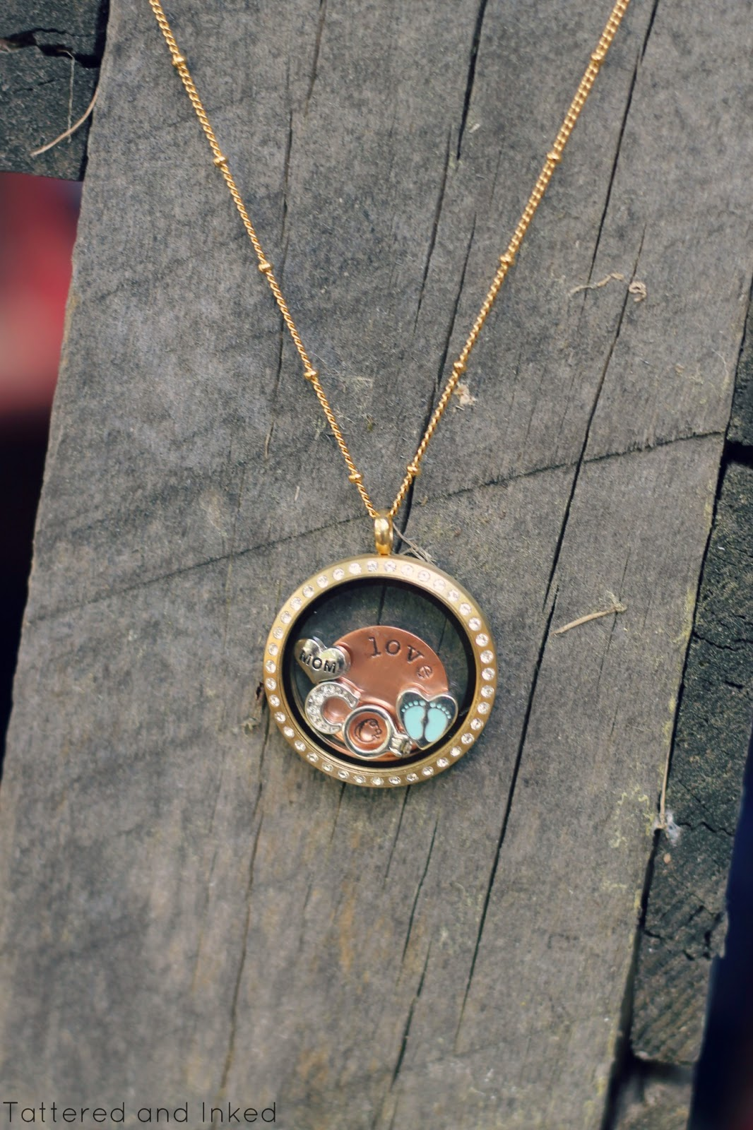 Tattered and Inked: Origami Owl Living Locket Giveaway!!! - photo#32