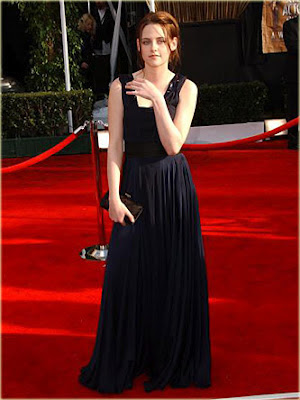 Kristen Stewart on Red Carpet