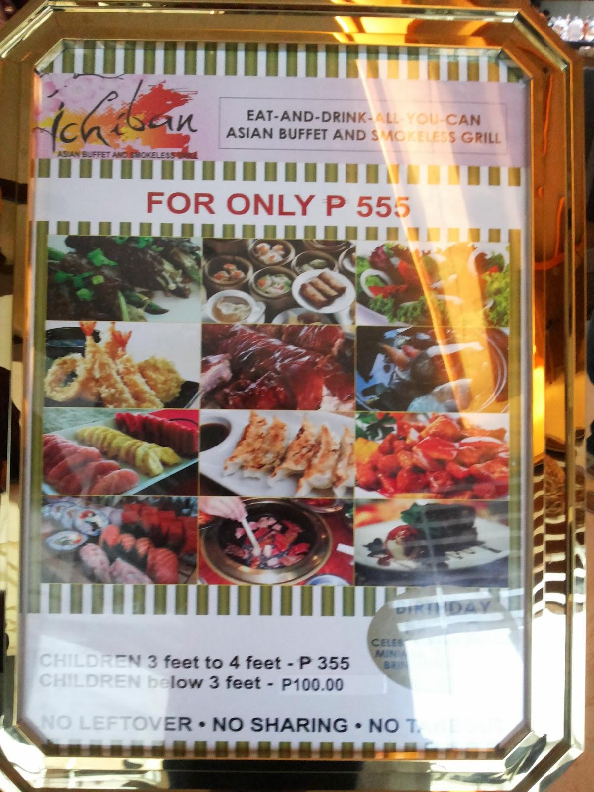 where to eat in san fernando pampanga ichiban mix buffet and rh binibiningwanderlust com ichiban buffet price flowood ms ichiban buffet price pampanga