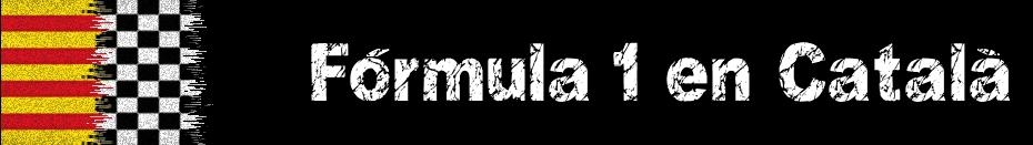 Fórmula 1 en Català  - El teu esport, en la teva llengua