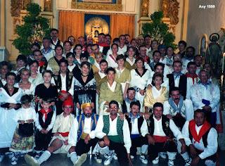 Festers de la Mare Deu 1999
