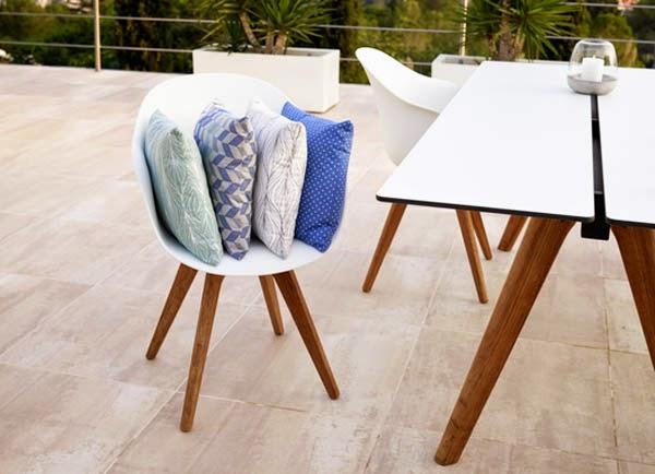 Inspiración deco: mobiliario de exterior para terrazas, balcones o ...