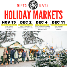 TheDailyCity.com's Holiday Markets
