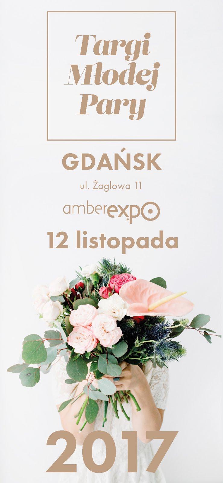 wychodzezamaz.pl patronem medialnym Targów Młodej Pary w Amber Expo