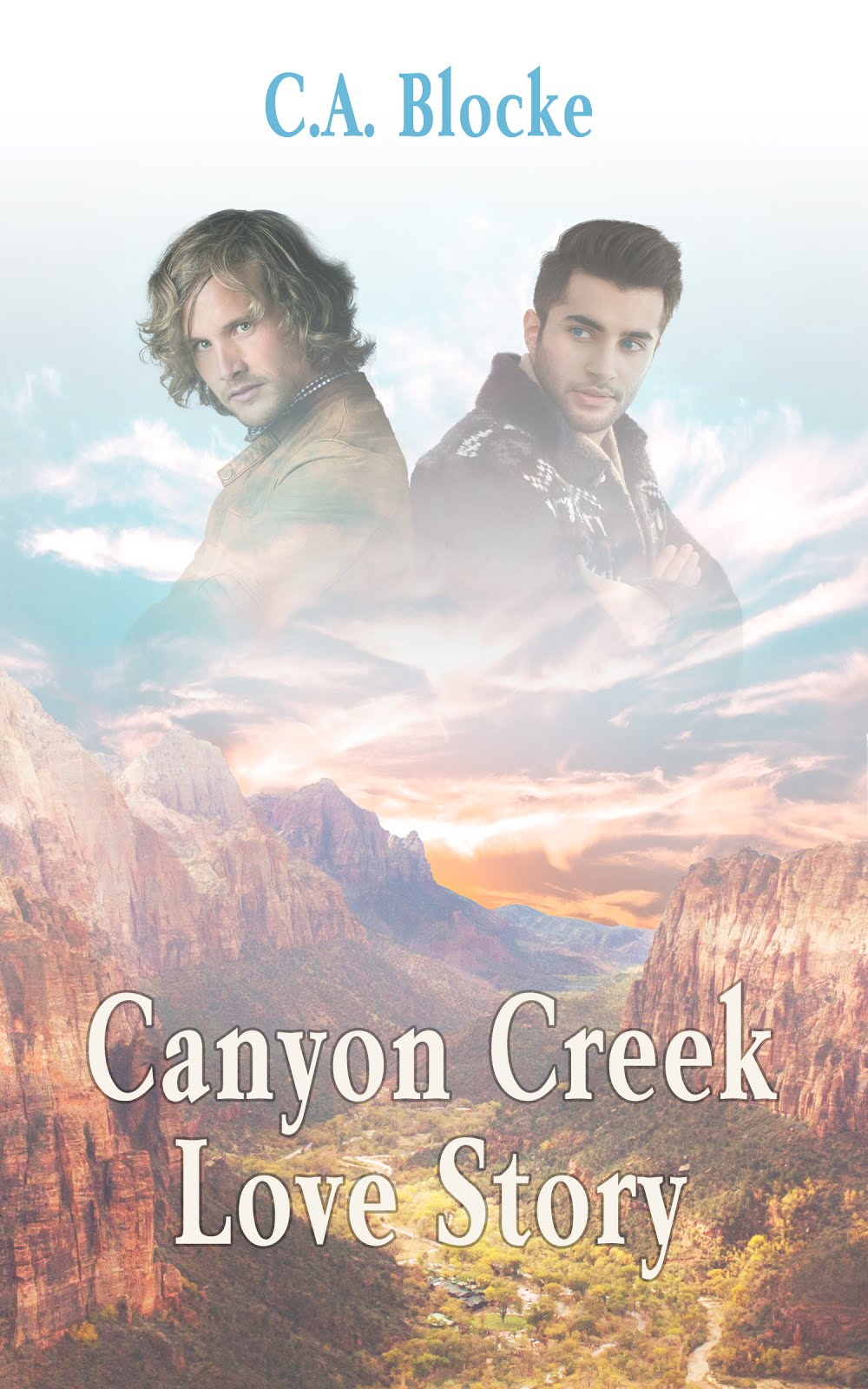 Canyon Creek Love Story