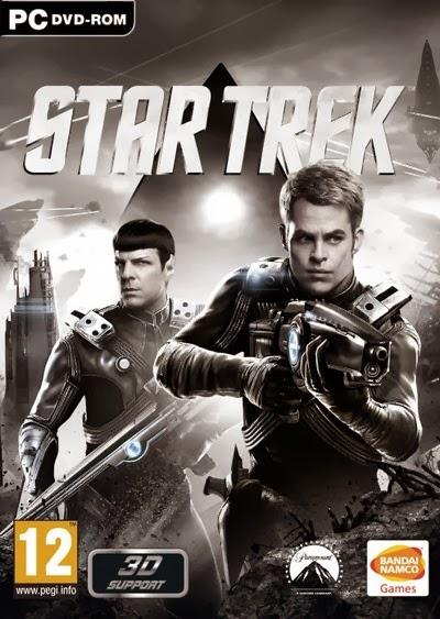 تحميل لعبة فيلم الاكشن والخيال العلمى ستار تريك Star Trek 2013 كاملة للكمبيوتر مجاناً