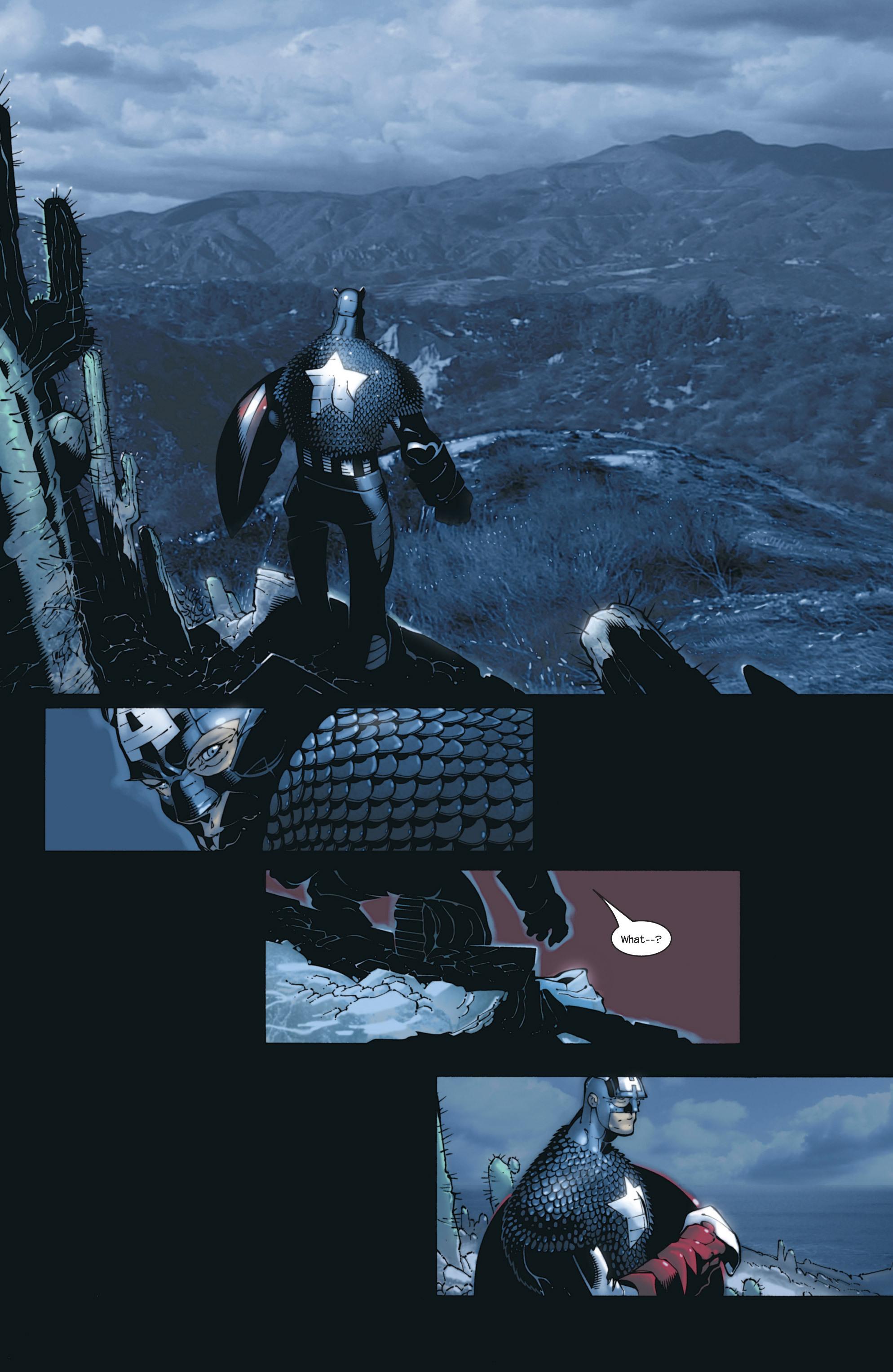 Captain America (2002) Issue #23 #24 - English 8