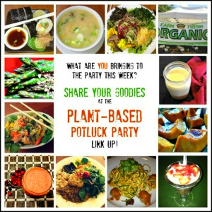Plant Based Pot Luck LINK UP