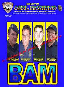 6° Edição da Revista BAM