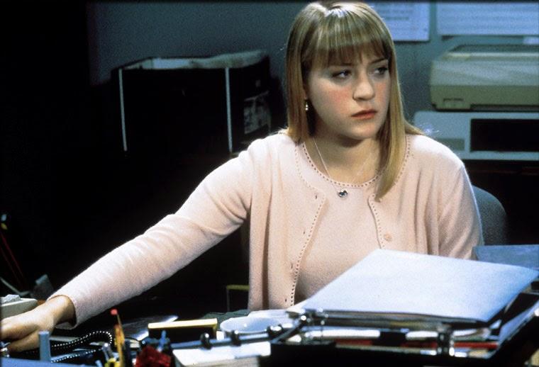 Chloe Sevigny, American Psycho, Bret Easton Ellis