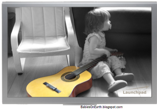 BABY MUSICIAN