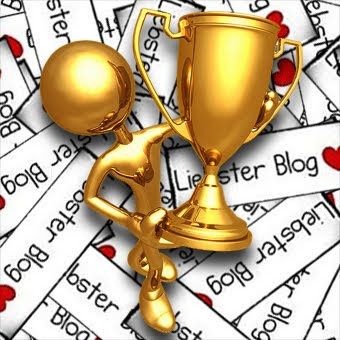 Another Award- The Liebster Blog Award. image