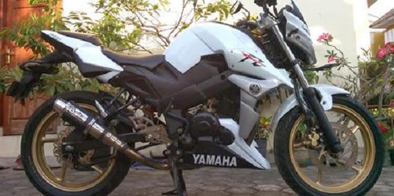 Modifikasi Yamaha Byson 2013 Fighter
