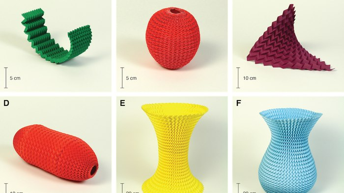 terra forming terra basic origami fold could create anything