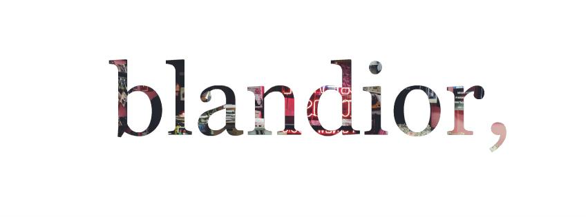 blandior