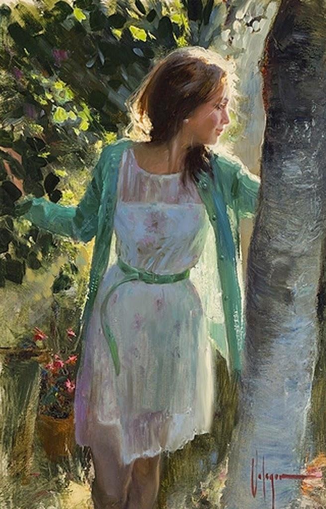 retratos-de-mujeres-pinturas-oleo