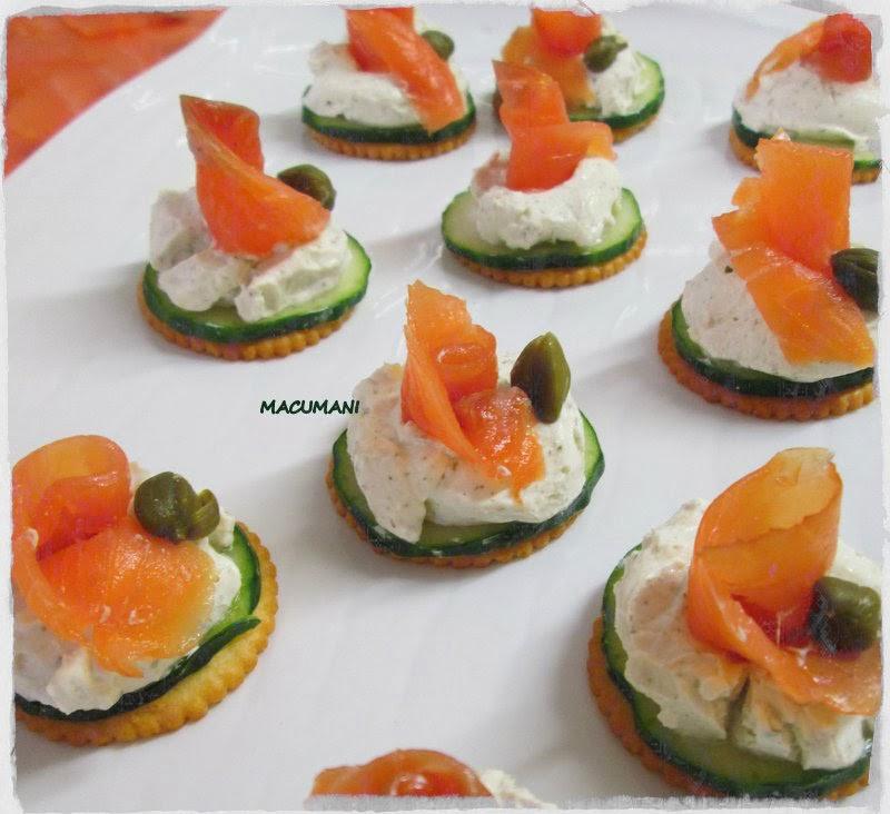 Recetas de macumani canapes de salmon ahumado for Recetas para canape