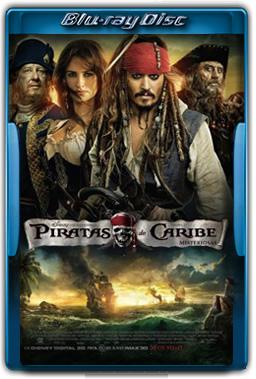 Piratas do Caribe - Navegando em Águas Misteriosas Torrent Dublado