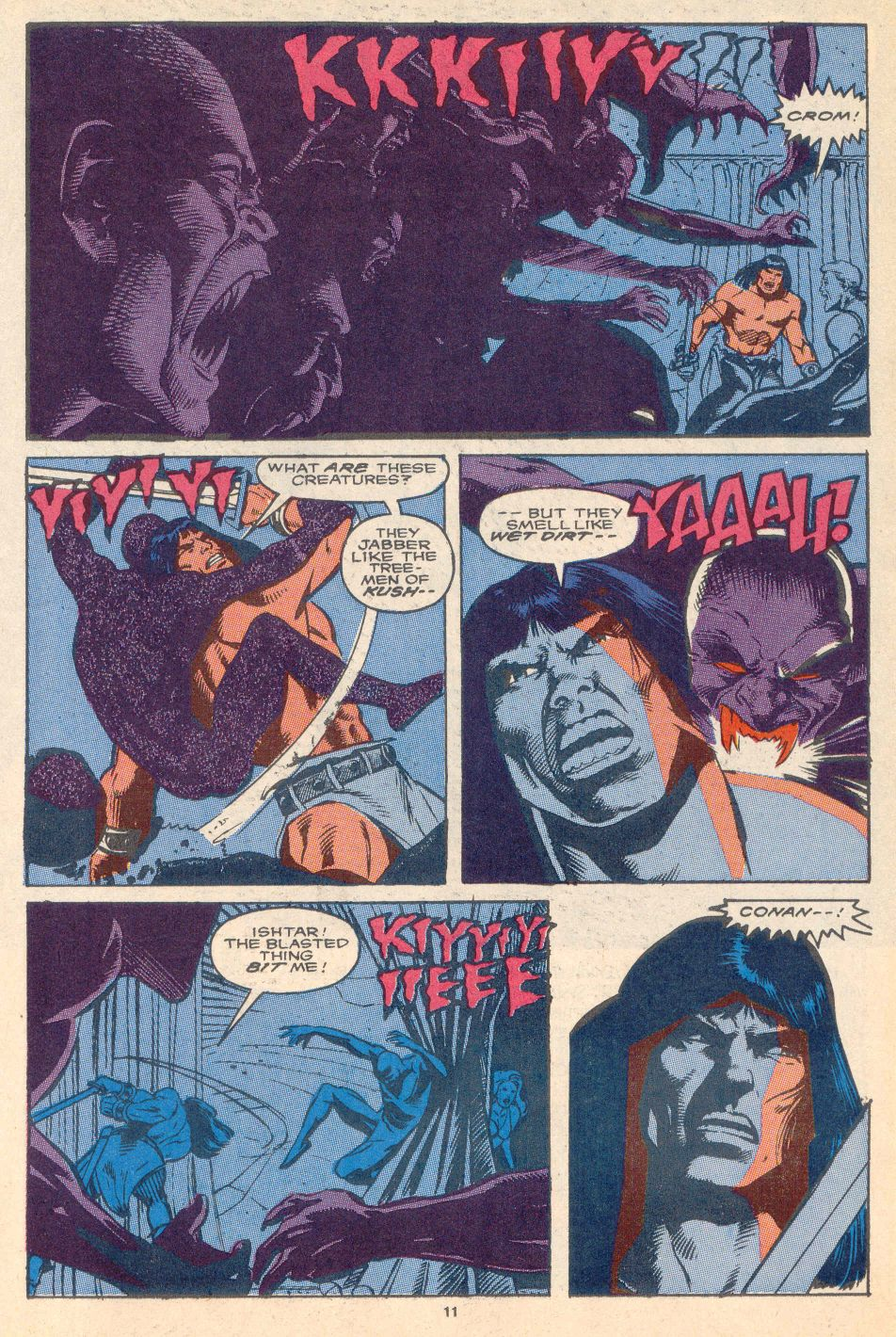 Conan the Barbarian (1970) Issue #228 #240 - English 9