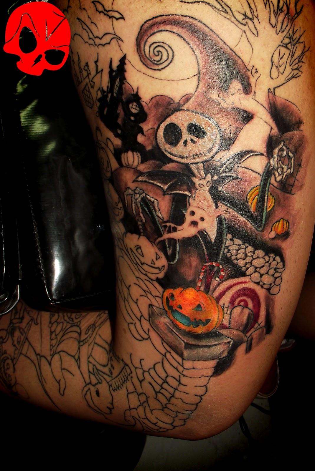 Jack Daniels Tattoo