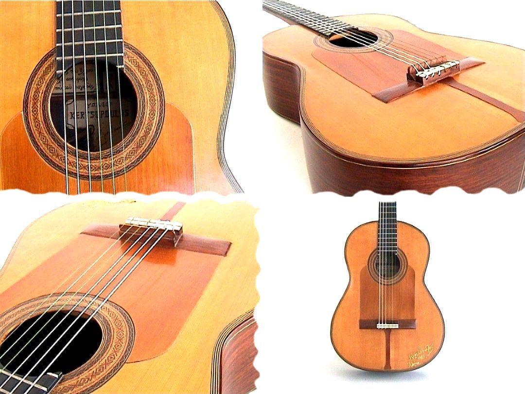 Kertsopoulos flamenco guitar