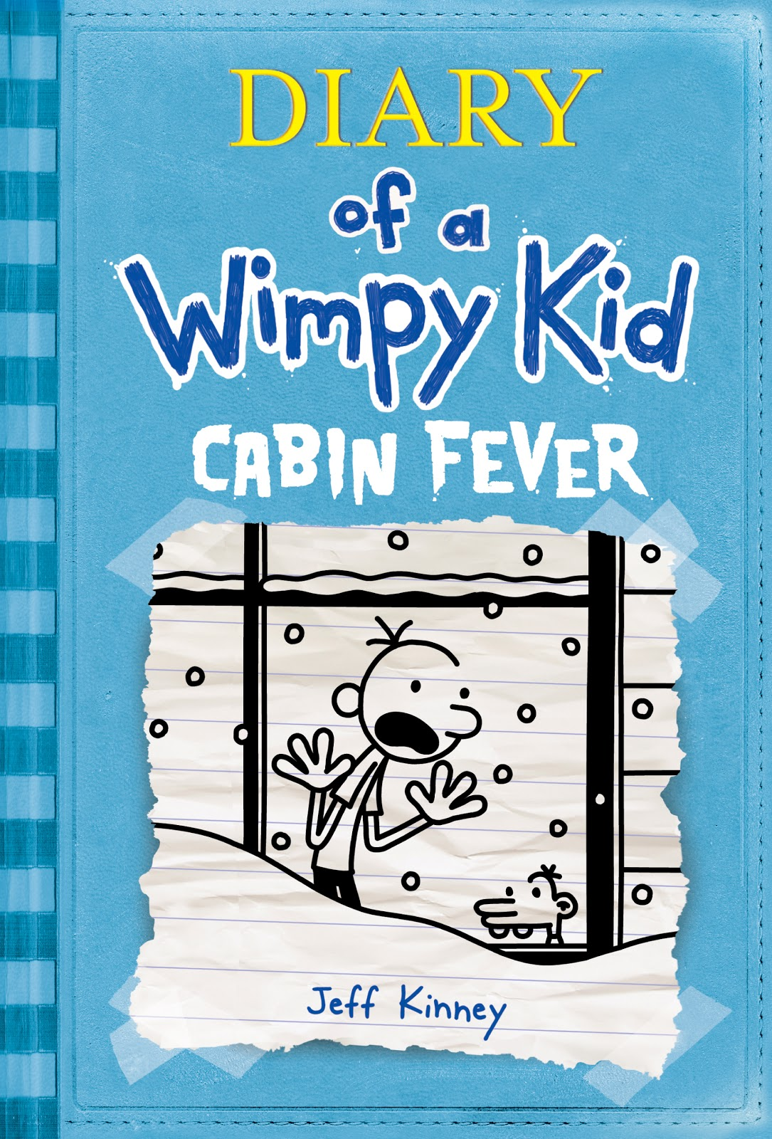 diary of a wimpy kid cabin fever pdf