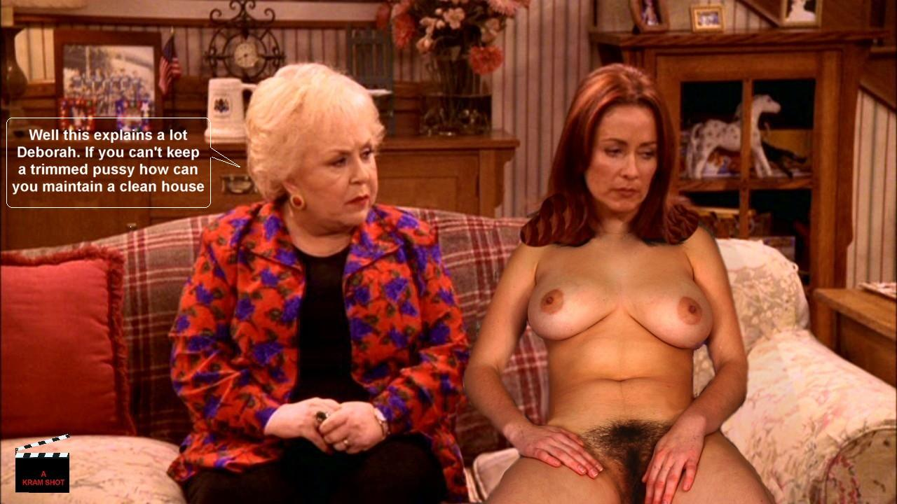 Girls from everyone loves raymond naked 3