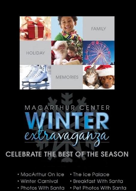 MacArthur Center Winter Extravaganza