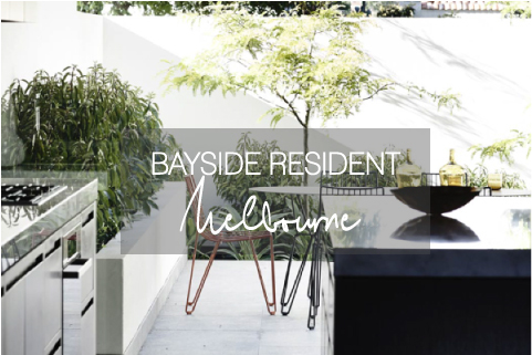 Stile minimal in bianco e nero per la casa al mare blog for La migliore casa progetta lo stile indiano