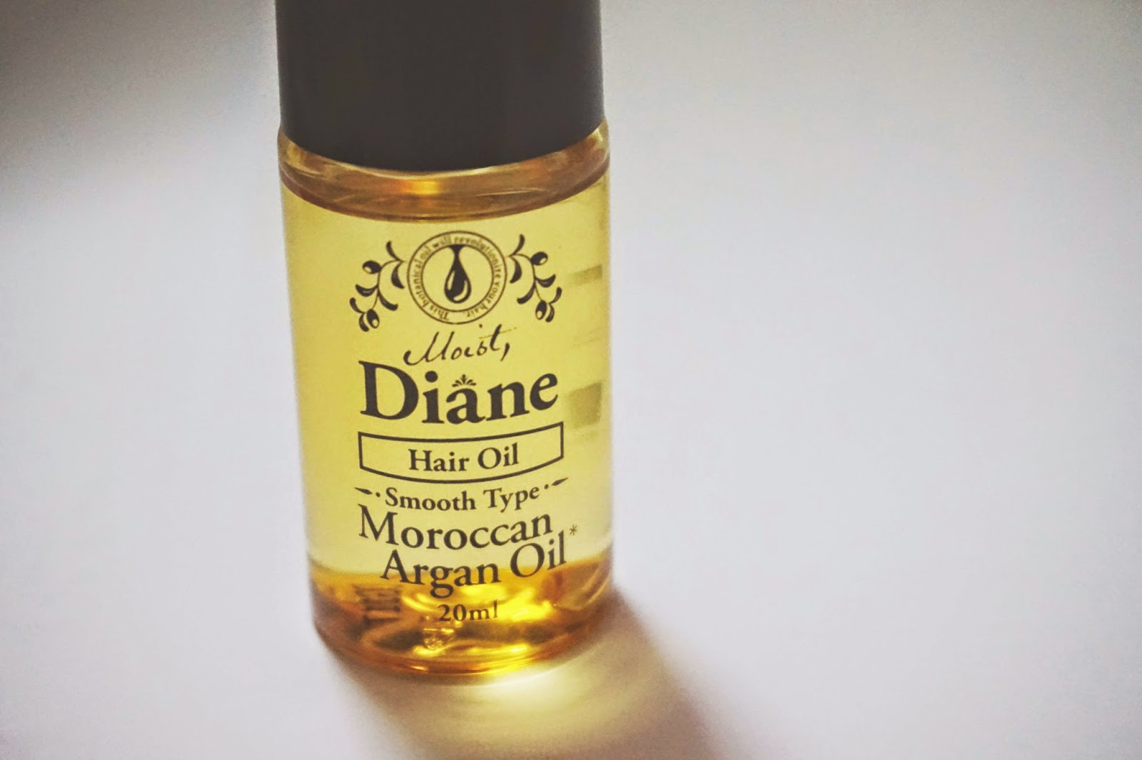 Moroccan hair oil review