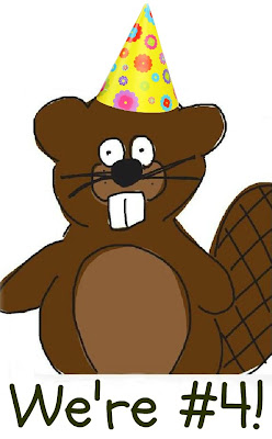 draw something, beaver, #4, Google Image Search, Celebration, Beaver in party hat