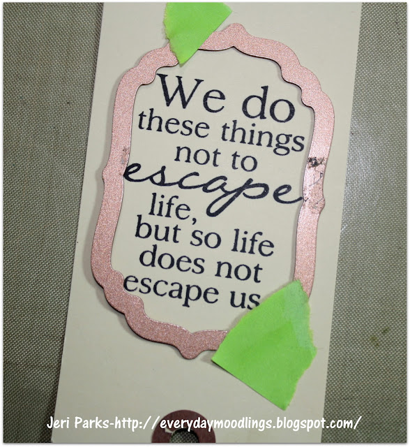 Everyday Moodlings: Tim Holtz 12 Tags of 2015, September