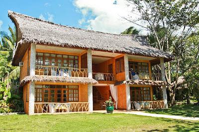 Philippine Accommodation Coco Grove Beach Resort
