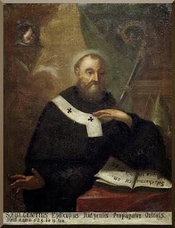Saint Fulgentius of Ruspe