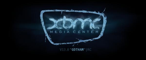 XBMC 13.0 GOTHAM RC
