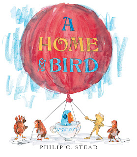 front cover of A Home for Bird book