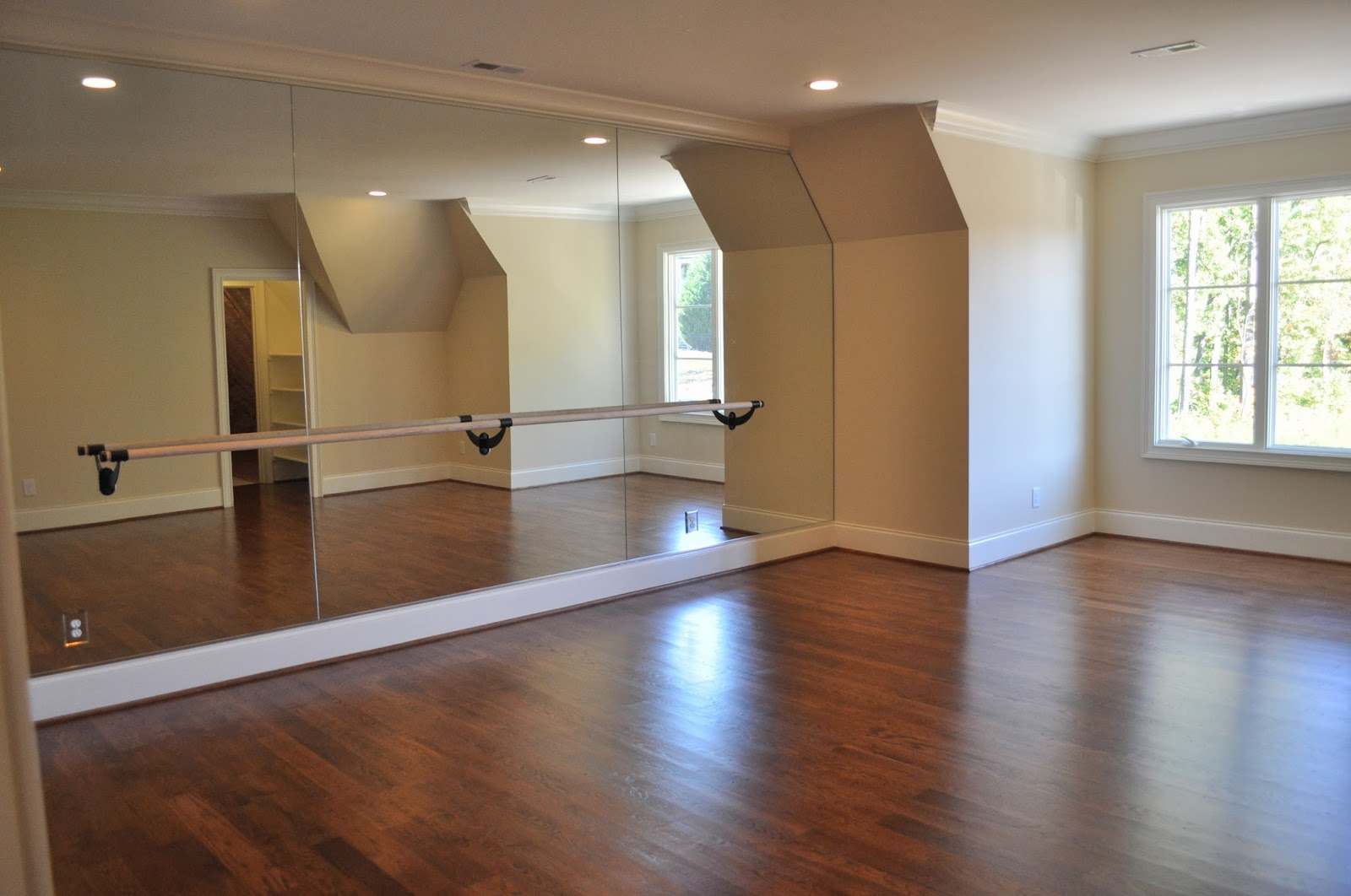 Dance Studio Design