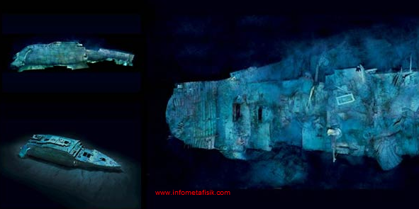 5 Kisah Menyeramkan Hantu Kapal Titanic