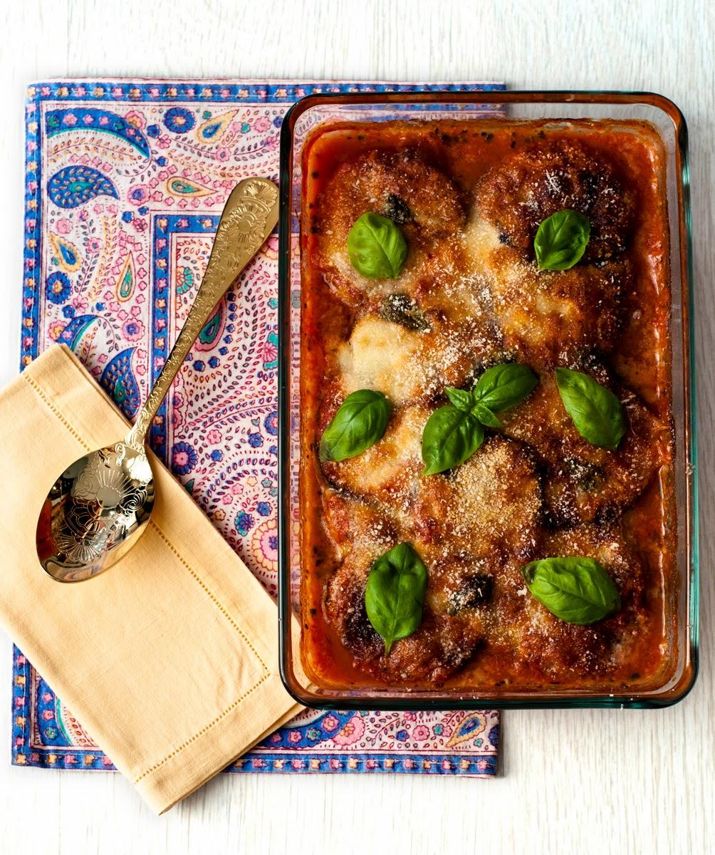 Berenjenas a la parmesana | Cosy & Chef