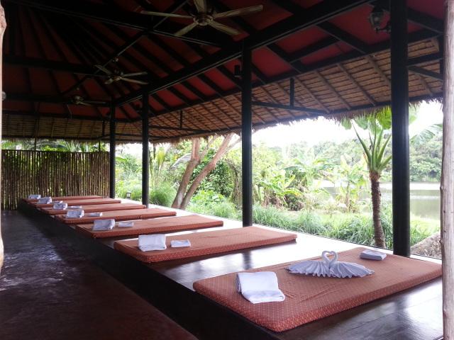 Thai Traditional massage Phuket Mookda Spa