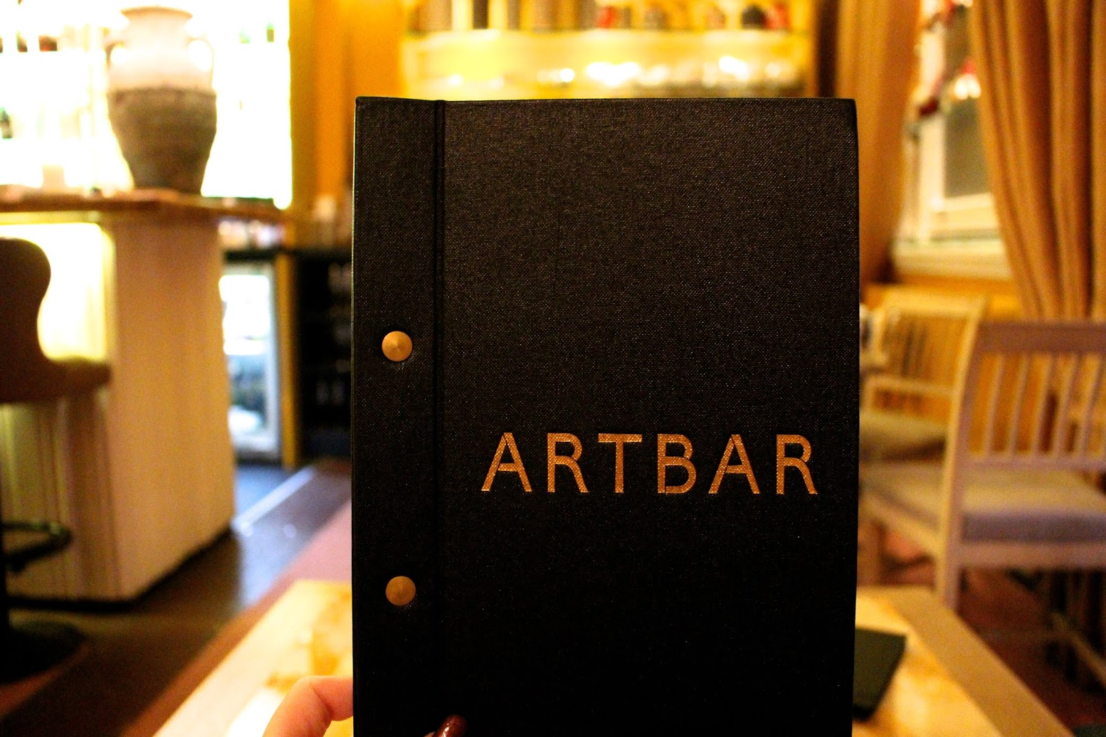 art bar abbey hotel