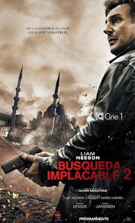 Busqueda Implacable 2 (Taken 2) (2012) Online