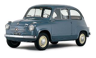 EL FIAT 600.