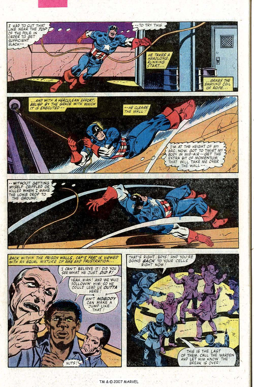 Captain America (1968) Issue #260 #175 - English 30