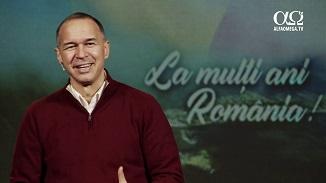 Cristian Barbosu 🔴 La mulți ani, România!