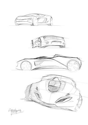 Formula 1 Sketch